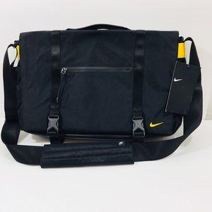 Nike Bags - Nike NSW Eugene Laptop Messenger Bag Black
